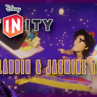 ADG Aladdin And Jasmine Disney Infinity 2.0 Preview