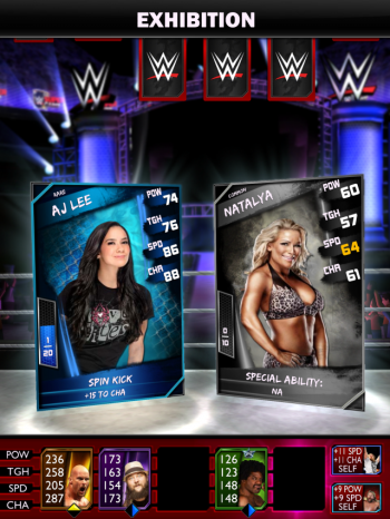 2K Unveils WWE® SuperCard for Mobile Devices