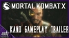 Mortal Kombat X Kano & Raiden GameplayTrailers