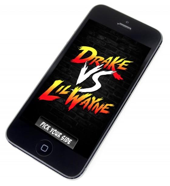 Onscreen_Drake_VS_Lil_Wayne