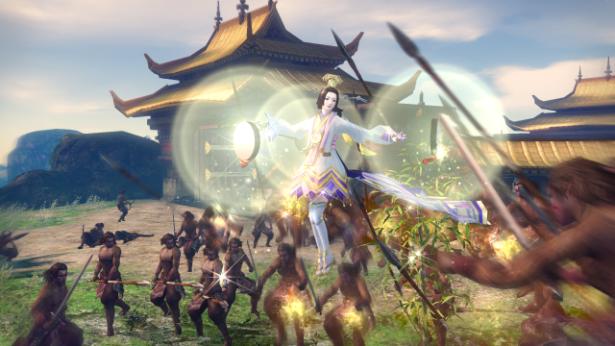 Warriors Orochi 3 Ultimate PS4 - Battle - Kaguya