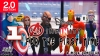 ADG Plays Disney Infinity 2.0 Marvel Avengers Playset For The FirstTime