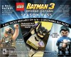 First Ever LEGO Game Season Pass Announced For LEGO Batman 3: Beyond Gotham