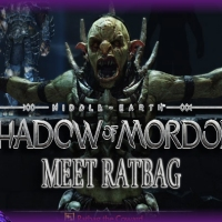 Middle-earth: Shadow of Mordor Trailer - Meet Ratbag