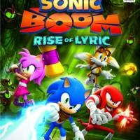 SEGA Brings Sonic Boom To Store Shelves Nov. 11 For Wii U & 3DS