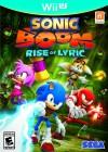 SEGA Brings Sonic Boom To Store Shelves Nov. 11 For Wii U &3DS