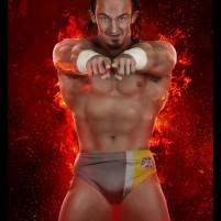 WWE2K15 Adrian Neville