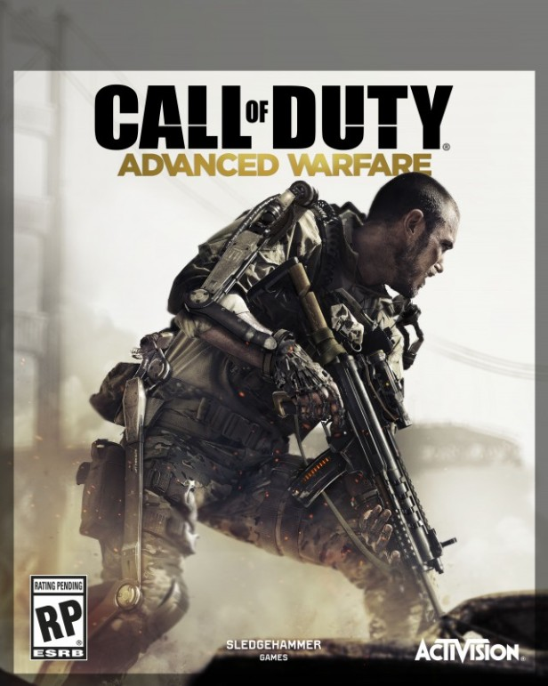 Call of Duty Advanced Warfare Key Art