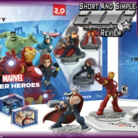 ADG Short And Simple Review: Disney Infinity 2.0 Avengers Play Set