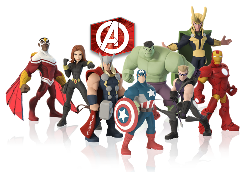 Adg Short And Simple Review Disney Infinity 2 0 Avengers