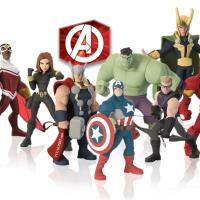 Pixar Post - Disney Infinity 2.0 - Avengers Group