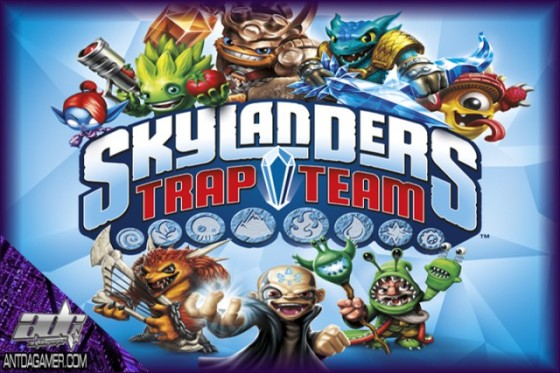 ADG Short And Simple Review: Skylanders Trap Team ...