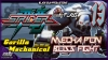 MECHA PON BOSS FIGHT | Strider | ADG Plays