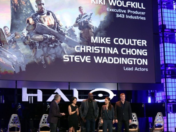 Major Nelson, Kiki Wolfkill, Mike Coulter, Christina Chong, Steve Waddington