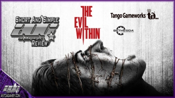 ADG Short And Simple Review: The Evil Within