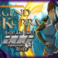 ADG Short And Simple Review: The Legend Of Korra