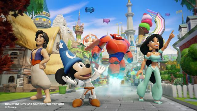 Crystal Sorceror Mickey Disney Infinity AntDaGamer (1)