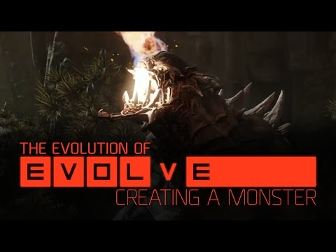 evolution of evolve