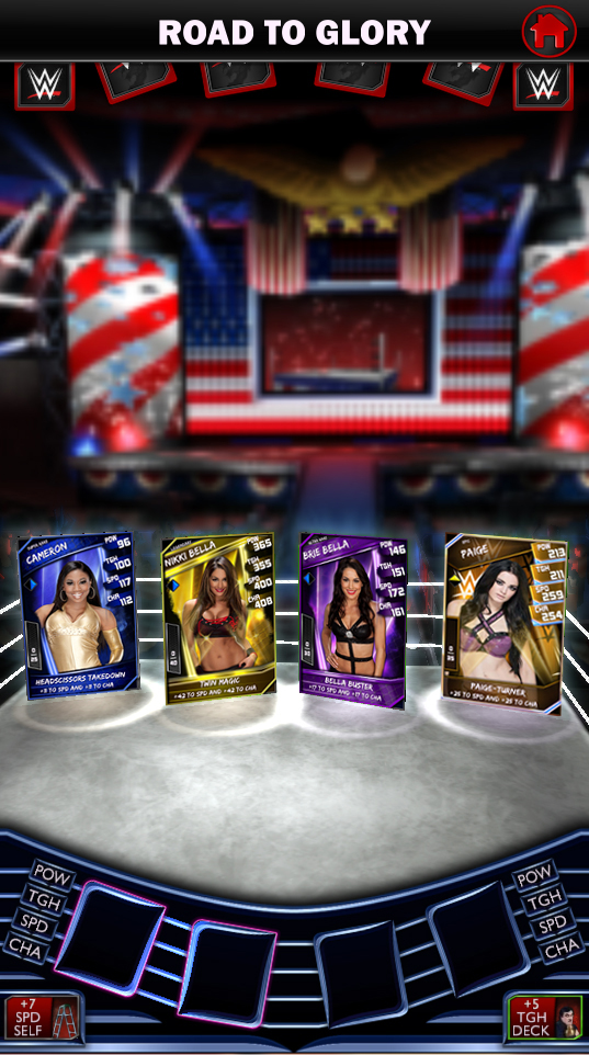 WWE SuperCard Road To Glory ADG (2)