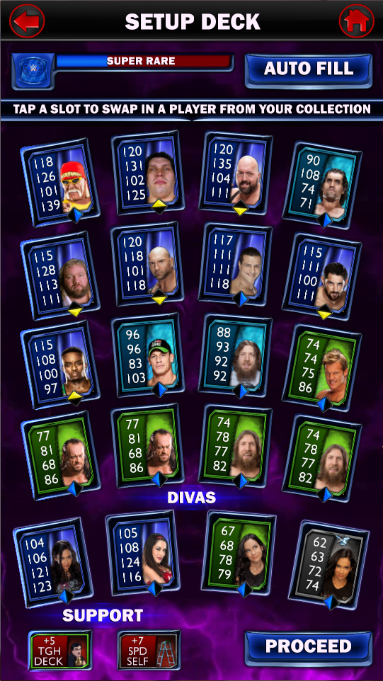 WWE SuperCard Road To Glory ADG (3)