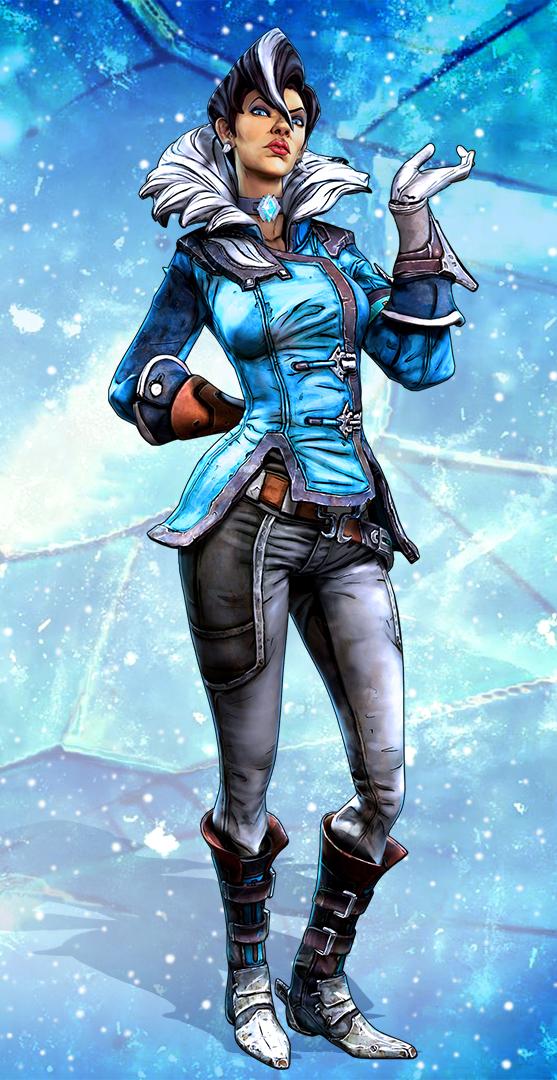 2K_BTPS_Lady Hammerlock Pack_Character Render