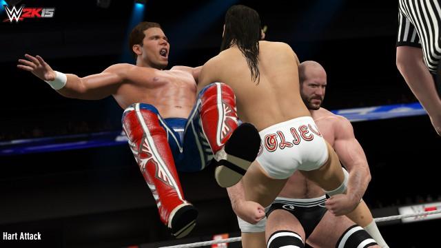 Hart Attack 2