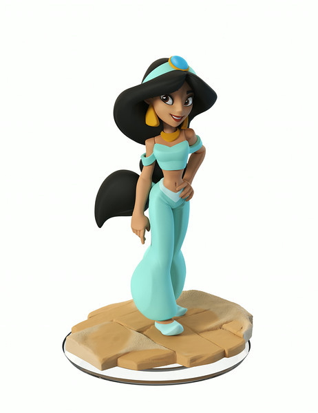 Jasmine Figure-L
