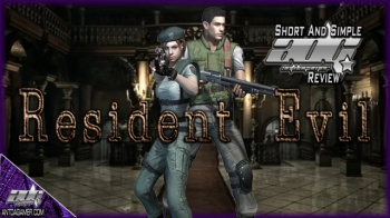 ADG Short And Simple Review: Resident Evil (HD Remastered)