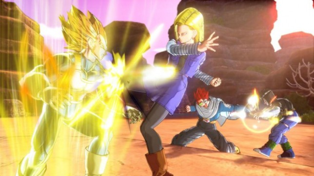 Dragonball Xenoverse Battle_scene_1