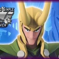 ADG Short And Simple Review: Disney Infinity 2.0 Figurine Loki