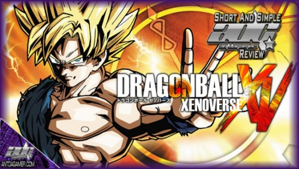 Dragon-Ball-Z---Xenoverse---ADG-Short-And-Simple-Review-Header