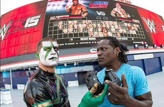 WWE-2K15-R.Truth_Vs_Stardust_WrestleMania31