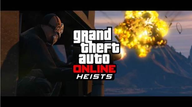 GTA V TV Spots PC Trailer Header