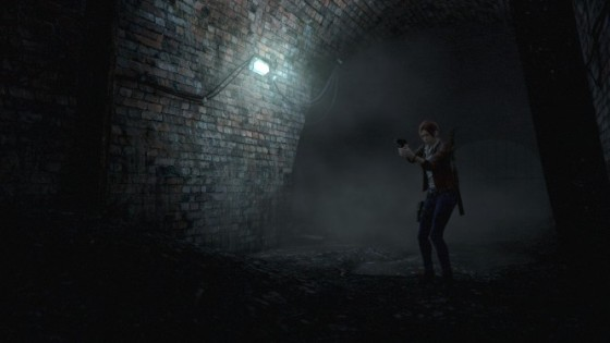 Resident Evil Episode 2 Screens (1)
