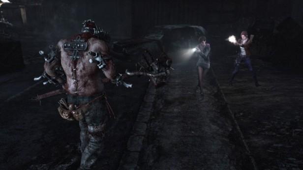 Resident Evil Episode 2 Screens (2)