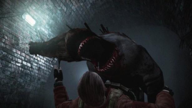 Resident Evil Episode 2 Screens (4)