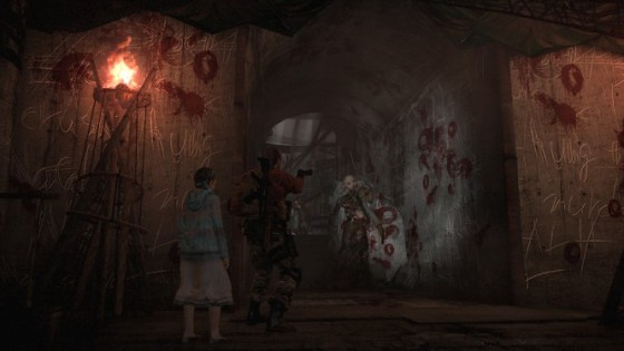 Resident Evil Episode 2 Screens (9)