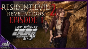 ADG Short And Simple Review: Resident Evil Revelations 2 Episode 1