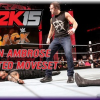 WWE 2K15 Dean Ambrose WWE Payback Updated Moveset