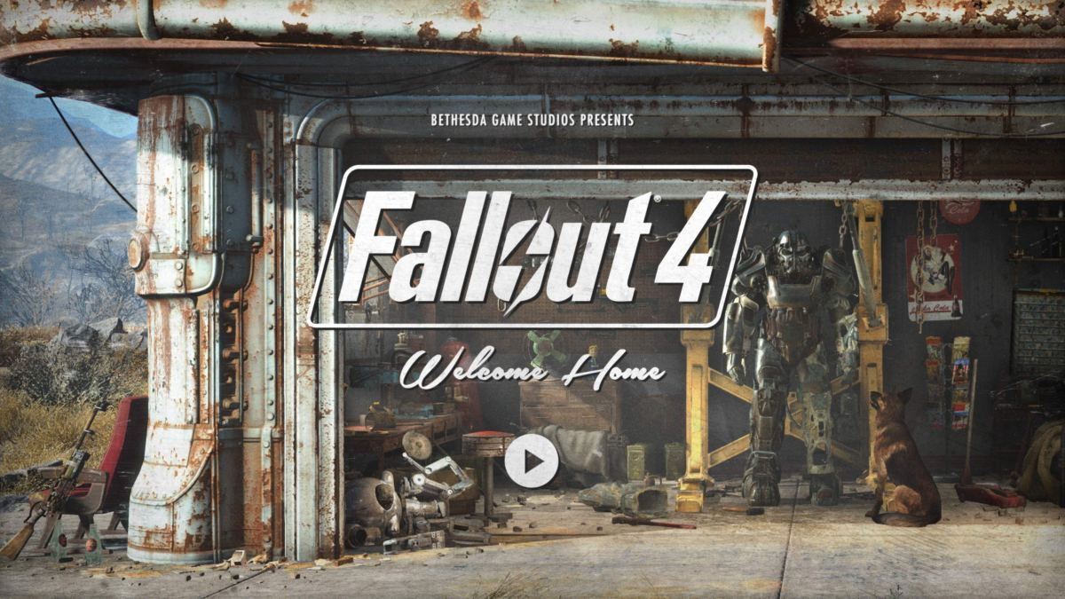 Bethesda Softworks Announce Fallout 4