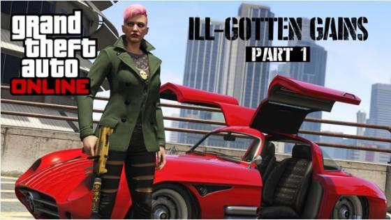 GTAONLINE_Ill-Gotten Gains Part 1