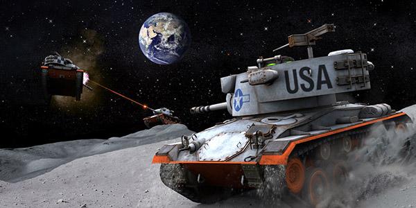 World Of Tanks Lunar Mode _ AntDaGamerCom Preview Pics (2)