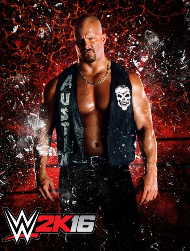 WWE2K16 Stone Cold Steve Austin