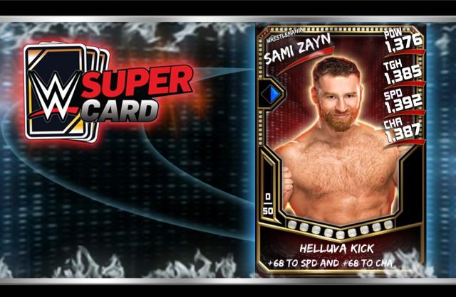 WWESuperCardSamiZayn