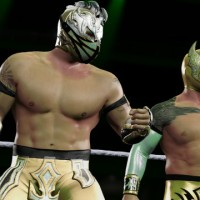 WWE 2K16 Roster Reveal #1: Lucha, Lucha, Lucha