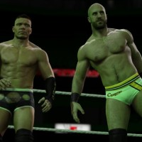WWE 2K16 Roster Reveal #3: KiddCesaro And Company