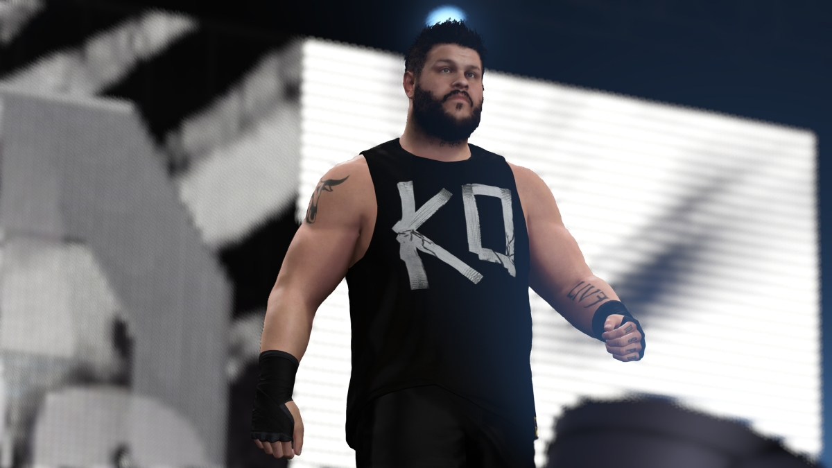WWE 2K16 Roster Reveal #2: Fights And Cosmic Keys