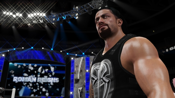 Roman Reigns Screenshot