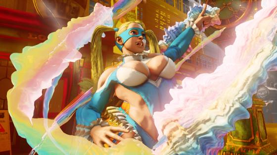 SFV - Rainbow Mika aka R Mika (6)