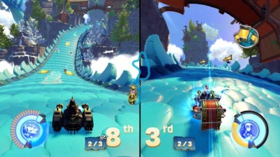 SkylandersSuperChargers_Co-op-Split-Screen-Racing